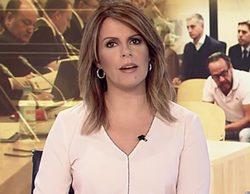 'Telediario 1' siembra polémica al relegar la noticia del juicio de la trama Gürtel a la quinta posición