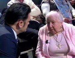 """Paquita, la pensionista que cautivó a 'laSexta Noche', vuelve al programa: """"Que dejen de contarnos milongas"""""""