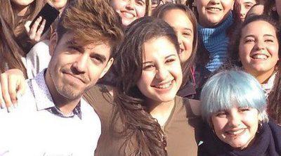 'OT 2017' confirma qué exconcursantes firmarán discos en Murcia, Algeciras y La Coruña