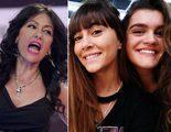 """'OT 2017': Maite Galdeano ('GH 16') """"se cuela"""" en el programa gracias a Amaia y Aitana"""