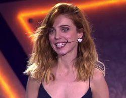 """Leticia Dolera agradeció irónicamente a los organizadores de los Premios Feroz dejarles """"hacer de azafatas"""""""