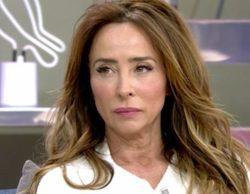 """María Patiño, desolada, se confiesa en 'Sálvame' sobre el drama con Gustavo González: """"Hay demasiado dolor"""""""