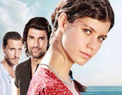 'Fatmagül' (3,6%) se alza como lo más visto del día por primera vez desde su estreno