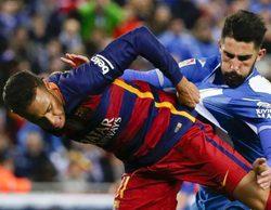 La Copa del Rey en Gol lidera el día con el Barcelona-Espanyol (6,7%)