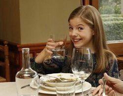 La Infanta Sofía, protagonista de los memes más televisivos del almuerzo de la Familia Real