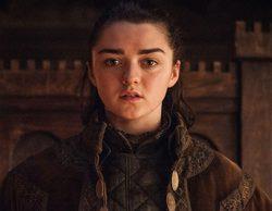'Juego de Tronos': Maisie Williams desvela que la octava y última temporada se estrenará en abril de 2019