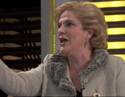 """Pilar Rahola pierde los nervios con un exdiputado del PP en 'Preguntes freqüents', de TV3: """"Usted es patético"""""""