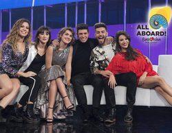 Así hemos vivido la Gala de Eurovisión de 'OT 2017'