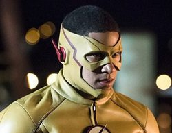 Primera imagen de Keiynan Lonsdale como Kid Flash en el set de 'Legends of Tomorrow'