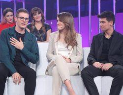 Así se vivió la Gala de Eurovisión de 'OT 2017' en plató: De los nervios de Almaia a las lágrimas de Miriam