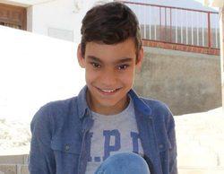 El pequeño cantante Adrián Martín, operado dos veces de urgencia por la hidrocefalia que padece