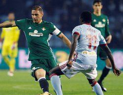 El partido entre el Celta Vigo y el Real Betis lidera en Gol (5,5%) y 'Fatmagül' destaca en Nova (3,4%)