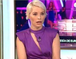 Soraya Arnelas revela el truco en su actuación de Eurovisión 2009 donde acabó con las rodillas ensangrentadas