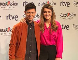 """Amaia y Alfred ('OT 2017') dan las claves de su candidatura a Eurovisión: """"Nos da seguridad ir juntos"""""""