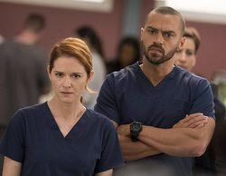 El racismo y las desgracias se convierten en protagonistas del 14x10 de 'Anatomía de Grey'