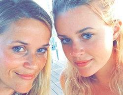 La hija de Reese Witherspoon sorprende en las redes por el asombroso parecido que tiene con su madre