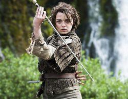 'Juego de Tronos': Maisie Williams desmiente que haya revelado la fecha de estreno por error