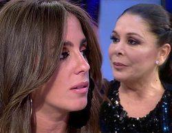 """Anabel Pantoja responde a su tía en 'Sálvame': """"He elegido trabajar, nadie me ha obligado a defender a nadie"""""""