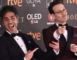 Así hemos vivido en directo la noche de los Premios Goya 2018