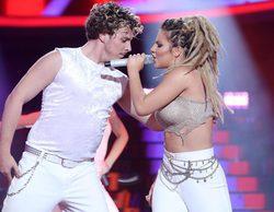 'Tu cara me suena': Lucía Gil se convierte en Beth gracias a la maquilladora de la extriunfita en Eurovisión