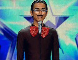 'Got Talent España': Antonio, el japonés de 'El gran reto musical', vuelve a televisión gracias al programa