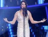 'Tu cara me suena': Fran Dieli imita a Ruth Lorenzo con el vestido original de la cantante en Eurovisión