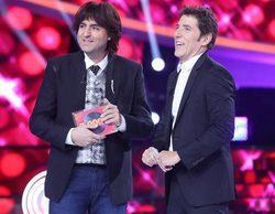 'Tu cara me suena': Raúl Pérez gana la gala de Eurovisión con su imitación de Sergio Dalma