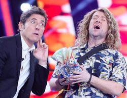 'Tu cara me suena' (16,7%) lidera con su gala de Eurovisión y 'Got Talent España' anota un 16,2%