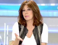 """Ana Rosa Quintana contesta a los ataques de TV3: """"No te insultan por tu trabajo, sino por ser mujer"""""""