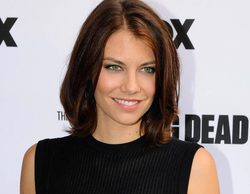 Lauren Cohan podría abandonar 'The Walking Dead' en su novena temporada