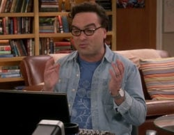 Leonard escribe su primera novela en el 11x15 de 'The Big Bang Theory'