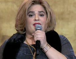 """El discurso de Paquita Salas y su mención a Carlota Corredera en los Goya 2018: """"Era todo balón gástrico"""""""