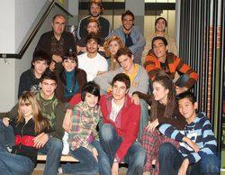 Los protagonistas de 'Física o química' recuerdan la serie en el décimo aniversario de su estreno