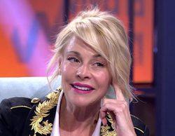 """Belén Rueda confiesa en 'Viva la vida': """"Pedí ayuda a Luisa Martín en mis inicios en televisión"""""""