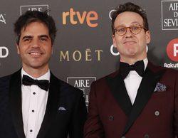Goya 2018: Ernesto Sevilla responde con humor a las malas críticas recibidas por su papel en la gala