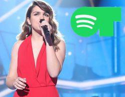 'Operación Triunfo': David Bisbal, Pablo López y Amaia, los triunfitos más escuchados en Spotify