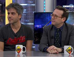 """Ernesto Sevilla en 'El hormiguero': """"Hicimos algo digno en los Goya con lo que estábamos de acuerdo"""""""