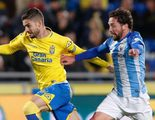El partido entre Las Palmas y el Málaga es lo más visto del día y anota un 3,9% en Gol