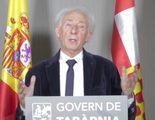 """El dramaturgo Albert Boadella, """"Presidente de Tabarnia en el exilio"""", según el Canal 24 horas"""