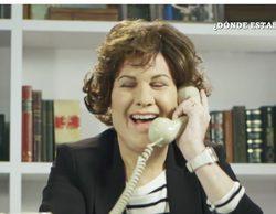 """Joaquín Reyes parodia a Soraya Sáenz de Santamaría: """"Hasta que Rajoy no habla conmigo, no coge el sueño"""""""
