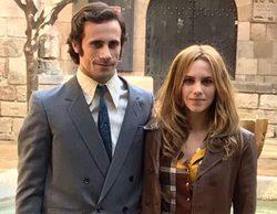 Movistar+ presenta la serie 'El día de mañana', su nueva apuesta con Aura Garrido, Oriol Pla y Karra Elejalde