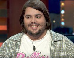 Brays Efe, protagonista de 'Paquita Salas', invitado de la Gala 17 de 'Tu cara me suena'