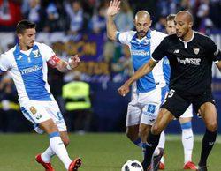 El partido entre el Sevilla y el Leganés, líder en Gol (3,7%) y 'Fatmagül' destaca en Nova (3,8%)