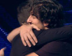 'Got Talent España': Risto llora al escuchar a Nacho cantar sus votos matrimoniales delante de Laura Escanes