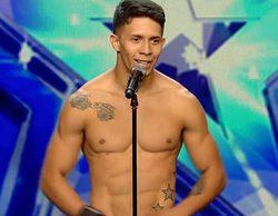 'Got Talent España': Santi Millán otorga su pase de oro a Sebas, un exconcursante de la segunda edición