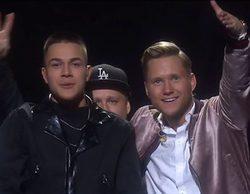 Samir & Viktor y Liamoo se meten en la final del Melodifestivalen 2018