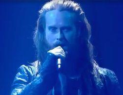 """Rasmussen representará a Dinamarca en Eurovisión 2018 con """"Higher Ground"""""""