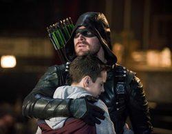 Cayden descubre que uno de los suyos le ha utilizado en el 6x13 de 'Arrow'