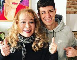 """Alfred ('OT 2017') y Massiel, juntos en casa de los Javis: """"Este año ganamos Eurovisión"""""""