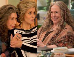 Netflix renueva 'Grace and Frankie' por una quinta temporada y cancela 'Disjointed'